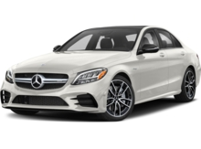 2019_Mercedes-Benz_C_AMG® 43 Sedan_ Greenland NH