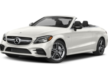 2019_Mercedes-Benz_C-Class_AMG® 43 Cabriolet_ Greenland NH