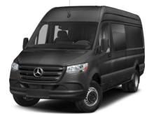 2019_Mercedes-Benz_Sprinter Extended Cargo Van__ Salem OR