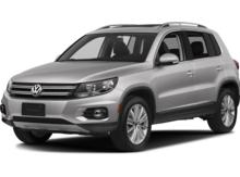 2017 Volkswagen Tiguan 2.0T Wolfsburg Edition Franklin WI