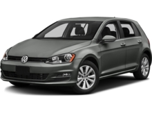 2017 Volkswagen Golf TSI Wolfsburg Edition 4-Door Franklin WI