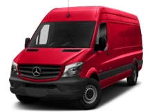 2017 Mercedes-Benz Sprinter 2500 Van White Plains NY