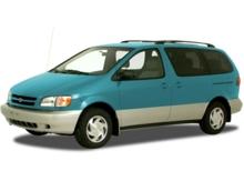 2000 Toyota Sienna 4dr LE Winnipeg MB