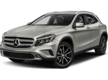 2017 Mercedes-Benz GLA 250 4MATIC® SUV Traverse City MI