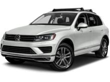 2017 Volkswagen Touareg V6 Wolfsburg Edition Franklin WI