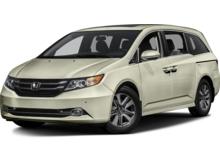 2016 Honda Odyssey Touring Golden CO