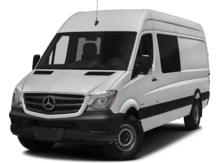 2017 Mercedes-Benz Sprinter 2500 Crew 144 WB Van White Plains NY