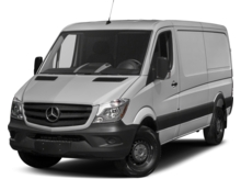 2017 Mercedes-Benz Sprinter 2500 Passenger 144 WB Van White Plains NY