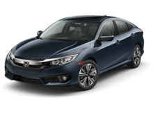 2017 Honda Civic EX-L Austin TX