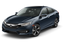 2017 Honda Civic Touring Austin TX