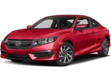 2017 Honda Civic Coupe 2dr Man LX Winnipeg MB