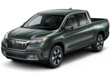 2017 Honda Ridgeline RTL-T Austin TX