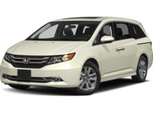 2017 Honda Odyssey Touring Golden CO