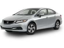 2013_Honda_Civic_LX_ Raleigh NC