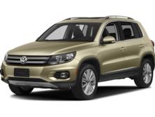 Volkswagen Tiguan SE 2015