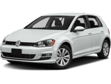 Volkswagen Golf TDI SEL 4-Door 2015