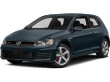 Volkswagen Golf GTI SE w/Performance Pkg 2016