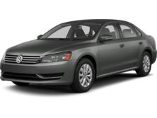 Volkswagen Passat SE w/Sunroof 2013