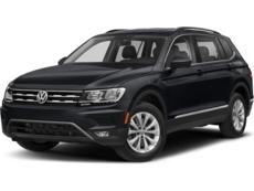2019 Volkswagen Tiguan SEL Premium with 4MOTION®