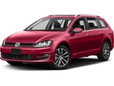 2017 Volkswagen Golf SportWagen S