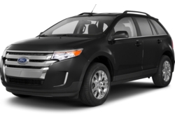 2013_Ford_Edge_Limited_ Elgin IL
