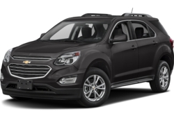 2016_Chevrolet_Equinox_LT_ Elgin IL