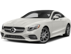 2019 Mercedes-Benz S-Class 560 4MATIC® Coupe