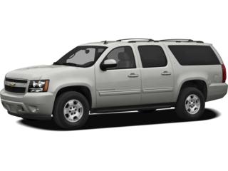 Chevrolet Suburban LT w/2LT 2009