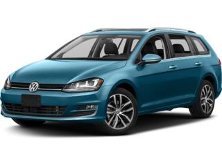 Volkswagen Golf Sportwagen TSI SE 2016