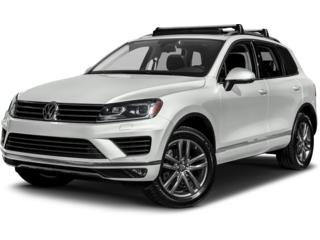 Volkswagen Touareg Lux 2016