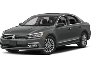 Volkswagen Passat SEL Premium 2018