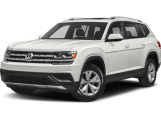 Volkswagen Atlas SEL with 4MOTION® 2018