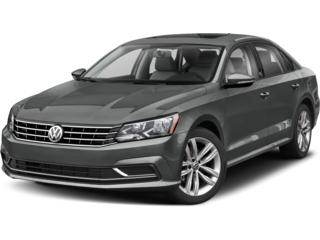 Volkswagen Passat 2.0T Wolfsburg Edition 2019
