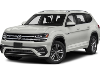 Volkswagen Atlas 3.6L V6 SEL R-Line 2019