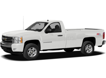 2008_Chevrolet_Silverado 1500_4WD Reg Cab 133.0 Work Truck_ Muncie IN