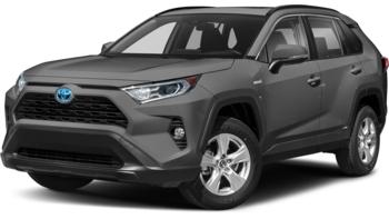 Toyota RAV4 Hybrid LE 2019