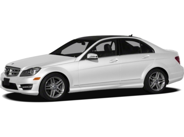 2012_Mercedes-Benz_C-Class_C 300_ Seattle WA