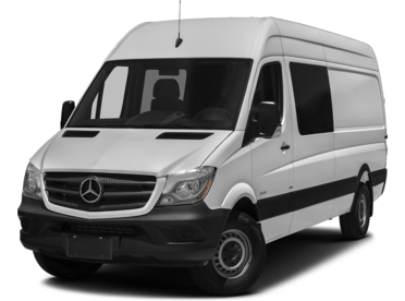2018_Mercedes-Benz_Sprinter 2500_Crew 170 WB_ Seattle WA