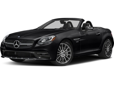 2019_Mercedes-Benz_SLC_AMG® 43 Roadster_ Seattle WA