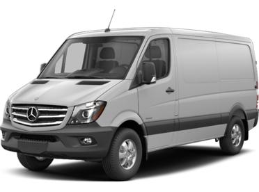 2018_Mercedes-Benz_Sprinter 2500_Cargo 144 WB_ Seattle WA