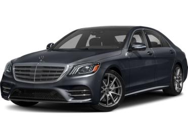 2019_Mercedes-Benz_S_450 Long wheelbase4MATIC®_ Seattle WA