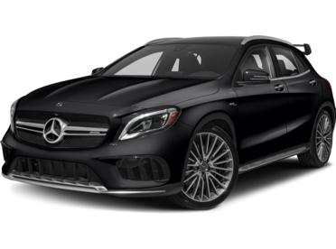 2018_Mercedes-Benz_GLA_GLA 45 AMG®_ Seattle WA
