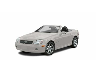2002_Mercedes-Benz_SLK-Class_2dr Roadster 3.2L_ Midland TX