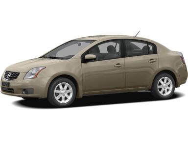 2008_Nissan_Sentra_2.0_ Midland TX