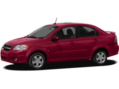 2009_Chevrolet_Aveo_4dr Sdn LT w/1LT_ Midland TX