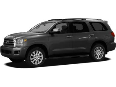 2011_Toyota_Sequoia_RWD LV8 6-Spd AT SR5_ Midland TX