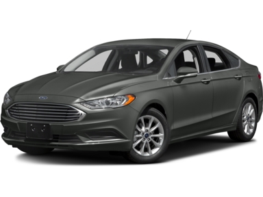 2018_Ford_Fusion_S FWD_ Midland TX