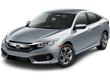 2018_Honda_Civic Sedan_LX CVT_ Midland TX