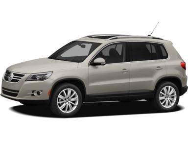 2011_Volkswagen_TIGUAN_SEL_ Midland TX