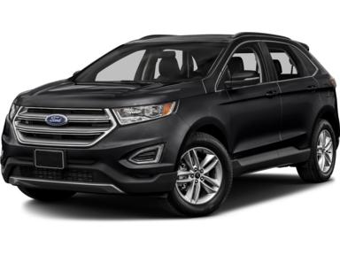 2017_Ford_Edge_Titanium AWD_ Midland TX